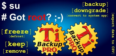 Titanium Backup PRO Key ★ root