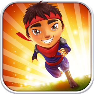 Ninja Kid Run - Free Fun Game (���������� ������)